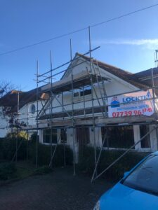 Roofers Bournemouth on the job